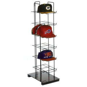 Wire Metal Display Stand for Hat/Cap