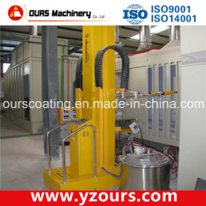 Electrostatic Powder Coating Equipment with Recovery System pictures & photos