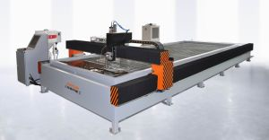 CNC Water Jet Cutting Machine pictures & photos