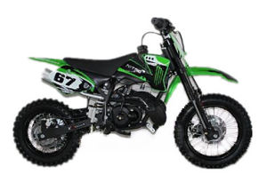 Favourite Dirt Bike