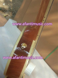 Mahogany Body & Neck / Lp Custom Style / Afanti Electric Guitar (CST-240) pictures & photos