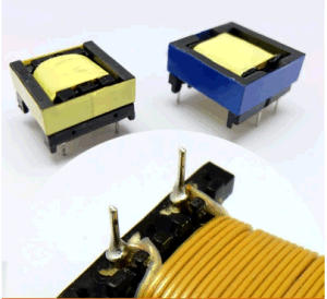 EPC17 High Frequency Transformer for PCB pictures & photos