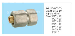 Brass Folding Compression Fittings for Pex-Al-Pex Pipe pictures & photos