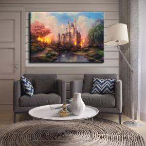 Wholesale 2016 Latest LED Light Decoration Painting pictures & photos