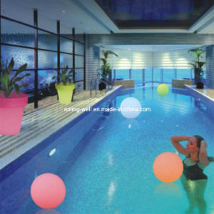 Floating Waterproof LED Light Ball with Different Shapes (RW-8)