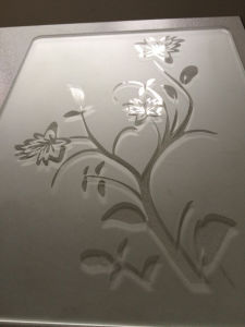 Amazing Glass High Quality Custom Frosted Glass & Acid Etched Glass pictures & photos