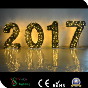 New Year Decoration Light pictures & photos