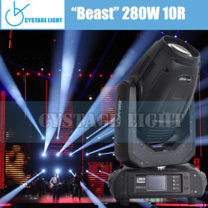 Guangzhou 10r 280W Most Popular Stage Moving Head