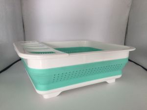 High Quality New Design Dish Rack with Drainer pictures & photos