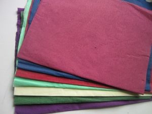 Color Tissue Base Paper for Napkin, Tissue Paper pictures & photos