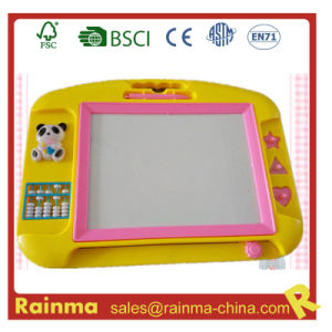 Kids Drawing Board Educational Magnetic Drawing Board pictures & photos