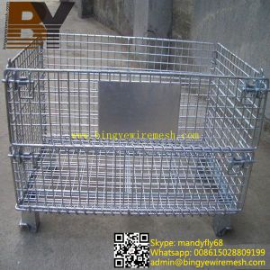 Wire Mesh Container Fruit Basket pictures & photos