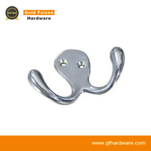 Zinc Alloy Furniture Hook for Clothes (H040) pictures & photos