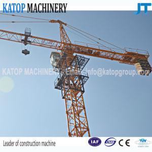 Katop Brand Qtz80 TC6010 6t Load Building Tower Crane for Construction Machinery pictures & photos