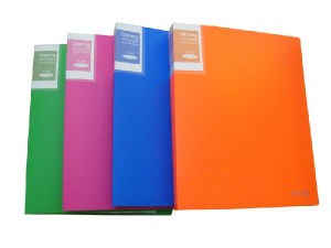 Folder with Protectors Holders in Color (F-A008) pictures & photos