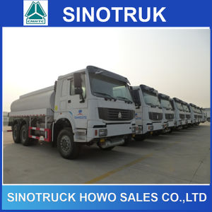 6*4 HOWO 10 Wheels Big Capacity Oil Tank Truck for Sale pictures & photos