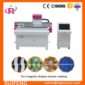 Silver Mirror Glass CNC Automatic Cutting Machine (RF800M) pictures & photos