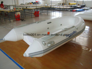 Inflatable Rescue Boat for Sale Rib 300 Ce Certificate pictures & photos