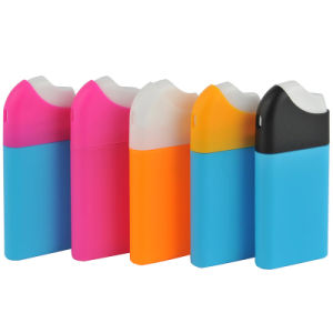 20ml Plastic Credit Card Spray Container (BY208)