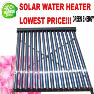 High Pressurized Heat Pipe Solar Collector pictures & photos