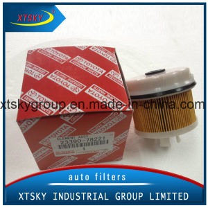 High Quality Auto Toyota Fuel Filter 23390-78221 pictures & photos