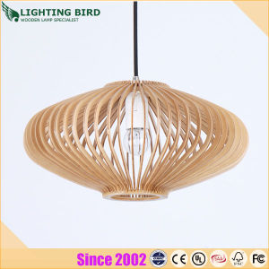 Lightingbird Modern Simple European Wood Pendent Lamp