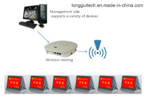 Wireless Electronic Table Board Lgt-8000 pictures & photos