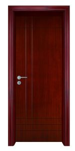 Bedroom Interior Wooden Doors