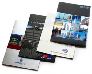 Print Catalog Services / Brochure Printer Companies Catalog pictures & photos