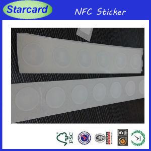 Ntag 210 Nfc RFID Tag pictures & photos