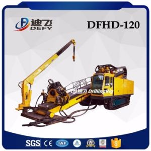 120 Tons Thrust and Pullback Force Horizontal Directional Drilling Machine pictures & photos