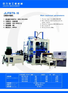 Brick Force Making Machine (QT6-15)
