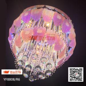 RGB LED Wedding Chandelier Modern