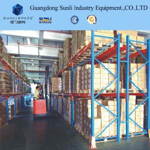 Single Deep Warehouse Storage Pallet Rack pictures & photos