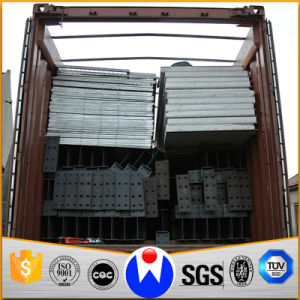 Steel Structure Large Span Building Anti-Corrosion Structures pictures & photos
