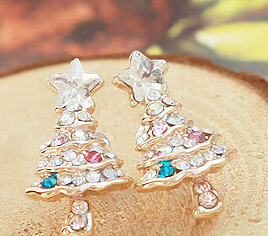 Christmas Jewelry/Christmas Earring/Christmas Tree (XER13369) pictures & photos