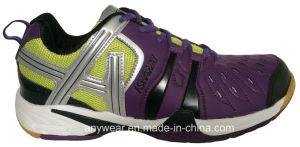 Men′s Badminton Court Shoes Squash Footwear (815-3123) pictures & photos