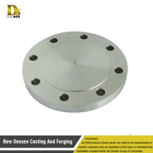 China Manufacture for High Quality Steel Forging Flange Parts pictures & photos