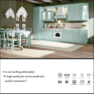 Kitchen Cabinet Manufacturer (ZH059) pictures & photos