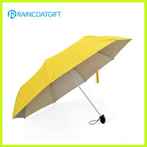 Promotional Windproof Pocket Size Folding Umbrella Rum-086 pictures & photos