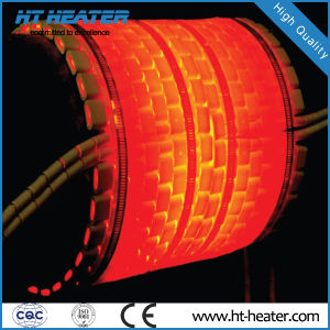 Fcp RoHS High Operation Temperature 80V Flexible Ceramic Pad Heater pictures & photos