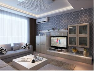 New Style Living Room Furniture Elegant Lounge Furniture (zk-008) pictures & photos