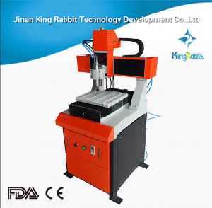 Rabbit Small CNC Router for Art and Craft pictures & photos