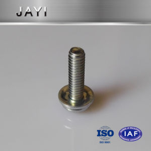 Pan Head Screw with Cup Washer, Phillips, Machine Screw pictures & photos