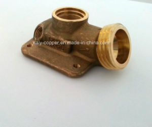 Customized Quality Brass Forged Flange Fitting (ZIC-90002) pictures & photos