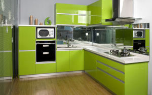 High Glossy/ UV-Coated Water Proof MDF Board for Furniture/Kitchen Cabinet (dB-003) pictures & photos