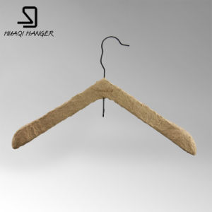 Cardboard Wooden Clothes Hanger pictures & photos
