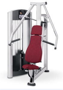 High Quality Gym Equipment Seated Chest Press Machine pictures & photos