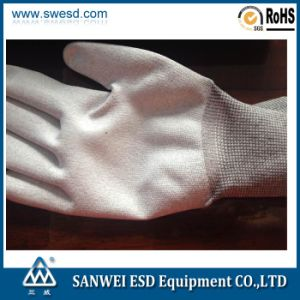 Common PU Palm Coating Glove pictures & photos