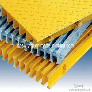 GRP FRP Molded Pultruded Grating on Sale From China Wholesale Factory pictures & photos